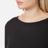 ONLY Women's Porto Long Sleeve Jumper - Black: Image 6