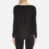 ONLY Women's Porto Long Sleeve Jumper - Black: Image 3