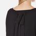 ONLY Women's Porto Long Sleeve Jumper - Black: Image 5
