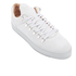 Filling Pieces Men's Mountain Cut Monotone Stripe Low Top Trainers - Grey: Image 2