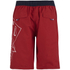 Smith & Jones Men's Amplitude Swim Shorts & Flip Flops - Rift Red: Image 2