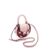 SALAR Women's Mimi Marie Rose Bag - Red/Multi: Image 3