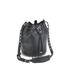 Alexander Wang Women's Alpha Soft Bucket Bag with Studs - Black: Image 3