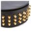 Alexander Wang Women's Mini Lia Cross Body Bag with Gold Studs - Black: Image 4