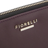 Fiorelli Women's City Zip Around Purse - Aubergine: Image 3