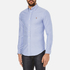 Polo Ralph Lauren Men's Slim Fit Button Down Stretch Oxford Shirt - Blue: Image 2