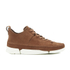Clarks Originals Men's Trigenic Flex Shoes - Dark Tan Suede: Image 1