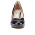 Clarks Women's Kendra Sienna Patent Platform Court Shoes - Black: Image 4