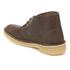 Clarks Originals Women's Desert Boots - Beeswax Leather: Image 4