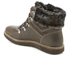 Clarks Women's Glick Clarmont Leather Hiking Boots - Khaki: Image 4