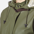 Ilse Jacobsen Women's Light True Rain A Line Coat - Army: Image 4