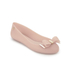 Melissa Women's Space Love 16 Ballet Flats - Blush Matt: Image 2