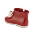 Mini Melissa Toddlers' Sugar Rainbow Boots - Red Contrast: Image 4