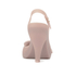 Vivienne Westwood for Melissa Women's Lady Dragon 16 Peep Toe Heeled Sandals - Nude Cherub: Image 3