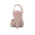 Vivienne Westwood for Melissa Women's Lady Dragon 16 Peep Toe Heeled Sandals - Nude Cherub: Image 3