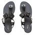 Melissa Women's Solar Bow Sandals - Black: Image 1