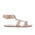 Melissa Women's Campana Barocca 16 Sandals - Rose: Image 3