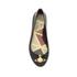Vivienne Westwood for Melissa Women's Space Love 16 Ballet Flats - Black Orb: Image 3