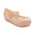 Mini Melissa Vivienne Westwood Toddlers' Ultragirl 16 Ballet Flats - Nude Cherub: Image 2