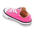 Converse Toddlers' Chuck Taylor All Star Ox Trainers - Mod Pink: Image 4