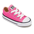Converse Toddlers' Chuck Taylor All Star Ox Trainers - Mod Pink: Image 2