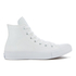 Converse Chuck Taylor All Star II Hi-Top Trainers - White/White/Navy: Image 1