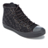 Converse Men's Chuck Taylor All Star Denim Woven Hi-Top Trainers - Black/Storm Wind/Storm Wind: Image 2