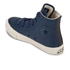 Converse Kids' Chuck Taylor All Star II Hi-Top Trainers - Athletic Navy/Parchment/Almost: Image 4