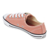 Converse Women's Chuck Taylor All Star Dainty Ox Trainers - Pink Blush/Black/White: Image 4