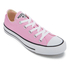 Converse Women's Chuck Taylor All Star Ox Trainers - Icy Pink: Image 2