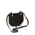 Elizabeth and James Women's Zoe Saddle Bag - Black: Image 3