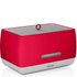 Morphy Richards 971301 Chroma Bread Bin - Red: Image 1
