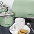 Morphy Richards 974001 Accents Bread Bin Roll Top - Green: Image 4