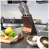 Morphy Richards 974819 5 Piece Knife Block - Copper: Image 3