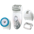 Panasonic Multi-Functional Epilator and Exfoliator Wet-Dry: Image 1