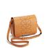 Orla Kiely Women's Mini Ivy Leather Cross Body Bag - Tan: Image 3