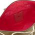 Orla Kiely Women's Linear Stem Print Zip Shopper Bag - Camel: Image 7