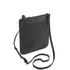 Barbour Women's Embossed Tartan Cross Body Bag - Black: Image 3