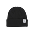 Barbour Men's Lambswool Watch Cap Beanie - Black: Image 1