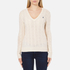 Polo Ralph Lauren Women's Kimberley Cashmere Blend Jumper - Cream: Image 1