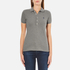 Polo Ralph Lauren Women's Julie Polo Shirt - Soft Flanel Heather: Image 1