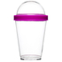 Mug pour Yaourt -Sagaform -Rose: Image 1