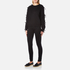 Sportmax Women's Zeda Bow Sleeve Sweatshirt - Black: Image 4