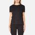 Sportmax Women's Eschilo Bow T-Shirt - Black: Image 1