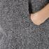 MICHAEL MICHAEL KORS Women's Cowl Neck Poncho - Grey: Image 6