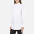 MICHAEL MICHAEL KORS Women's Cotton White Bib Shirt - White: Image 2
