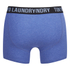 Tokyo Laundry Men's 2-Pack Cairns Boxers - Mid Grey Marl/Cornflower: Image 3