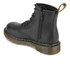Dr. Martens Kids' Delaney Leather Lace Boots - Black: Image 4
