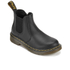 Dr. Martens Kids' Banzai Softy T Leather Chelsea Boots - Black: Image 2