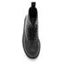 Dr. Martens Men's 1460 Pebble Leather 8-Eye Boots - Black: Image 3